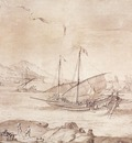 Puget Ship at Marseille