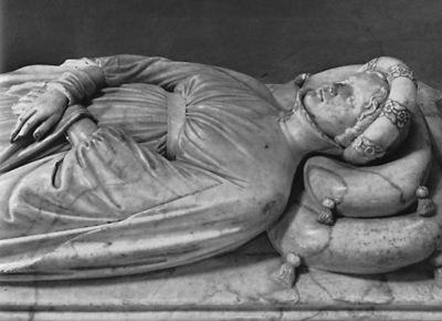 Quercia Jacopo della Tomba di Ilaria del Carretto