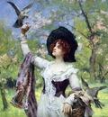 Rae, Henrietta R Spring end