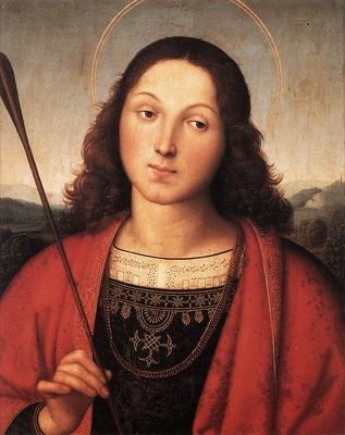 Raffaello St Sebastian