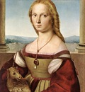 Raffaello Lady with a Unicorn