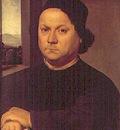 Raffaello Portrait of Perugino