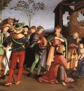Raffaello The Adoration of the Magi
