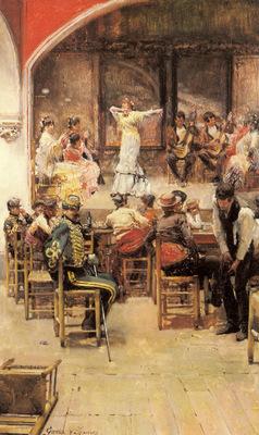 Ramos Jose Garcia Y Spanish Cabaret