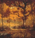 ranger autumn woodlands c1902