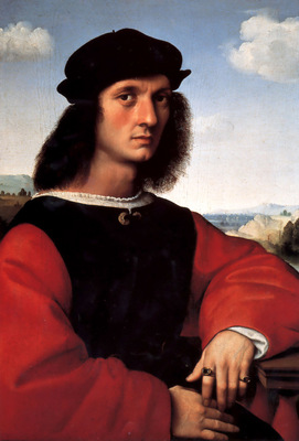 Portrait of Angelo Doni