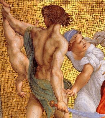 Raphael Stanza Della Segnatura detail10