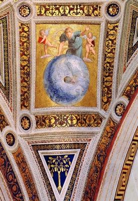 Raphael Stanza Della Segnatura detail13
