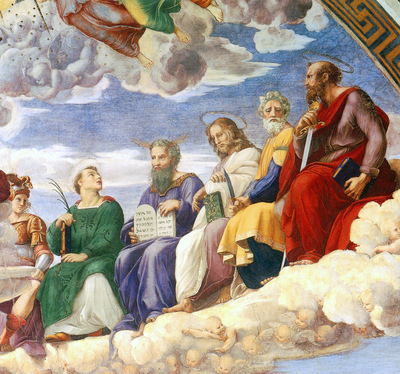 Raphael Stanza Della Segnatura detail3