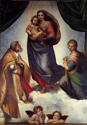 The Sistine Madonna