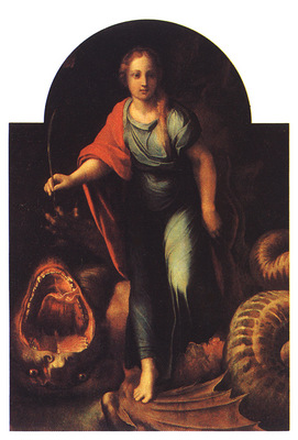 bs ew The Serpent The Cross [Raphael]