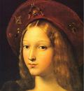 Joanna of Aragon detail