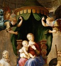 madonna of the canopy, raphael 1600x1200 id