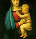 Raffaello Madonna del Granduca, 84x55 cm, Palazzo Pitti, Flo