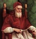 Raffaello Portrait of Julius II London
