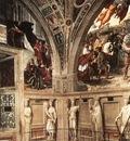Raffaello Stanze Vaticane View of the Stanza di Eliodoro