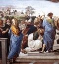 Raphael La Disputa detail11