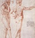 Raphael Nude Study