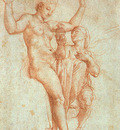 Raphael Psyche Offering Venus the Water of Styx