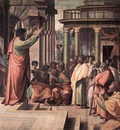 Raphael St Paul Preaching in Athens