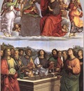 Raphael The Crowning of the Virgin Oddi altar