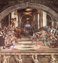 Raphael The Expulsion of Heliodorus from the Temple