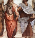 Raphael The School of Athens detail1