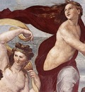 Raphael The Triumph of Galatea detail1