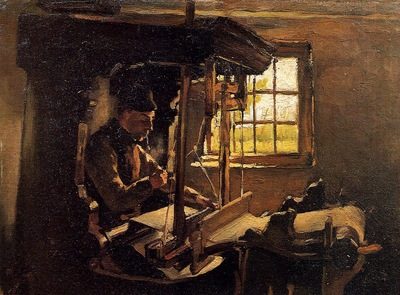 Rappard van Anthon The weaver Sun