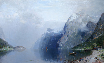 Rasmussen Georg Anton Norwegian Fjord