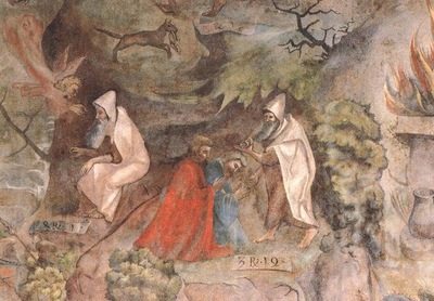 RATGEB Jorg Scenes From The Life Of Prophet Elijah