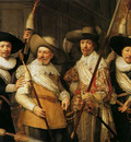 Ravesteyn van Jan Officers of the Witte Vendel Sun