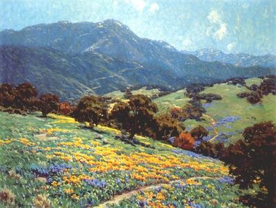 redmond california poppyfield c1920