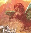 pegasus and hydra, redon 1600x1200 id