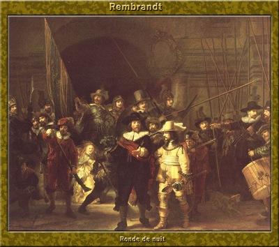 PO Vp S1 58 Rembrandt Ronde de nuit