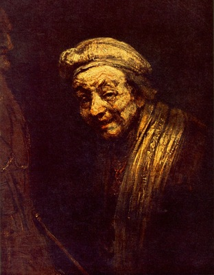 REMBRANDT SELFPORTRAIT 1665 WALLRAF RICHARTZ MUSEUM, COLOGNE