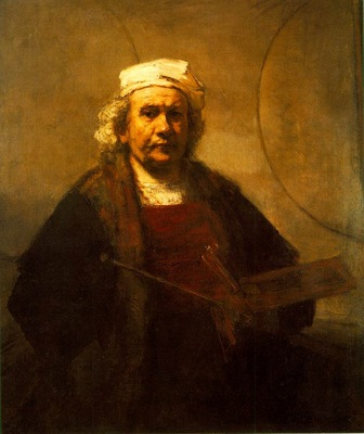 rembrandt selfportrait 1665 kenwood london bredius