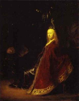 Rembrandt Minerva