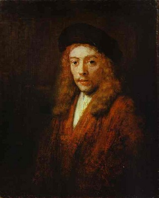 Rembrandt Portrait of Titus
