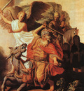 REMBRANDT BALAAMS ASS 1626 MUSEE COGNACQ JAY, PARIS