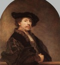rembrandt selfportrait 1640, ng london bredius