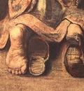REMBRANDT THE RETURN OF THE PRODIGAL SON DETALJ 3 CA 1662 E