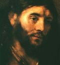 Rembrandt Head of Christ, 1650, Metropolitan Museum of Art,