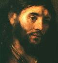 Rembrandt Head of Christ, 1650, Metropolitan Museum of Art,