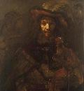 Rembrandt Riddaren med falken, Gbg konstmuseum