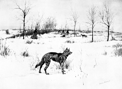 Fr 004 The Hungry Winter FredericRemington sqs