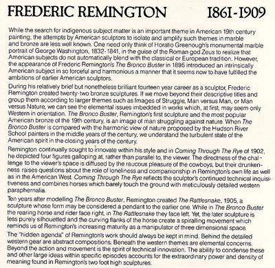 sdc 21 frederic remington 1861