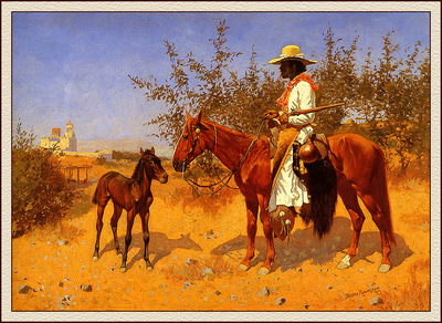 bs aaw FrederickRemington TheSentinel
