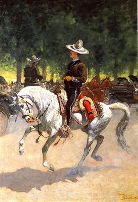 lrs Remington Frederic Gentleman Rider