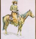 Remington An Arizona Cowboy sj